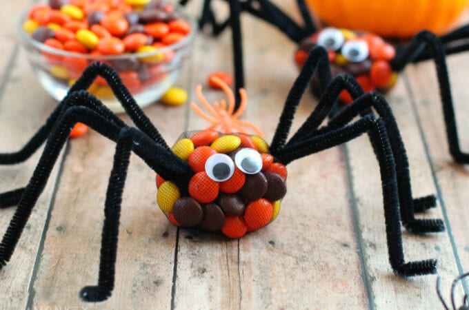 Spooky Spider Treat Bags