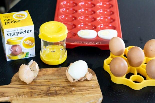 Negg Egg Peeler