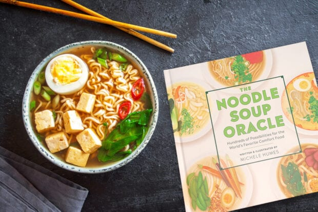 The Noodle Soup Oracle
