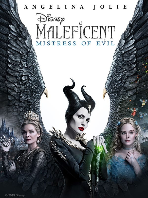 MALEFICENT MISTRESS OF EVIL - Artwork