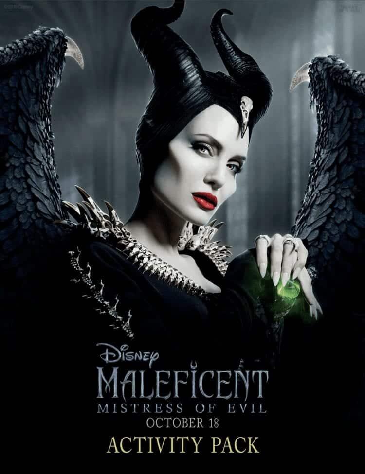 Maleficent 2 Printables