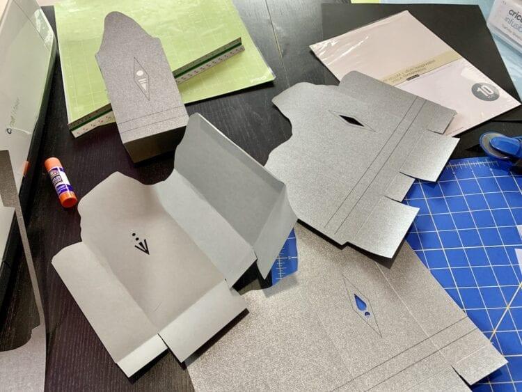 score and fold luminary