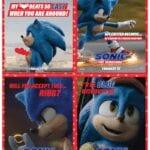 Sonic Valentines