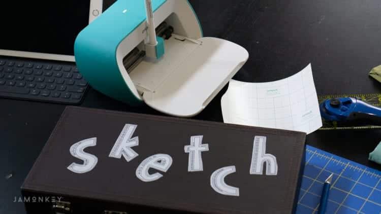 Cricut Sketch