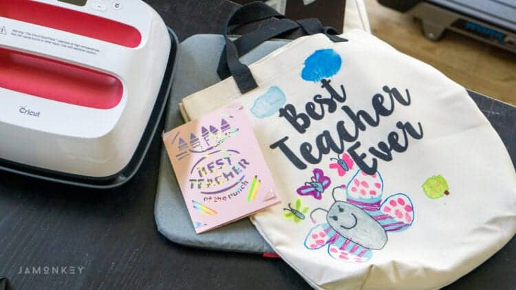 Teach Appreciation Gift - Cricut Infusible Ink