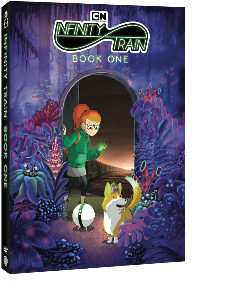 Infinity Train Book One