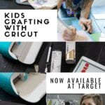 Kids Crafting with Cricut
