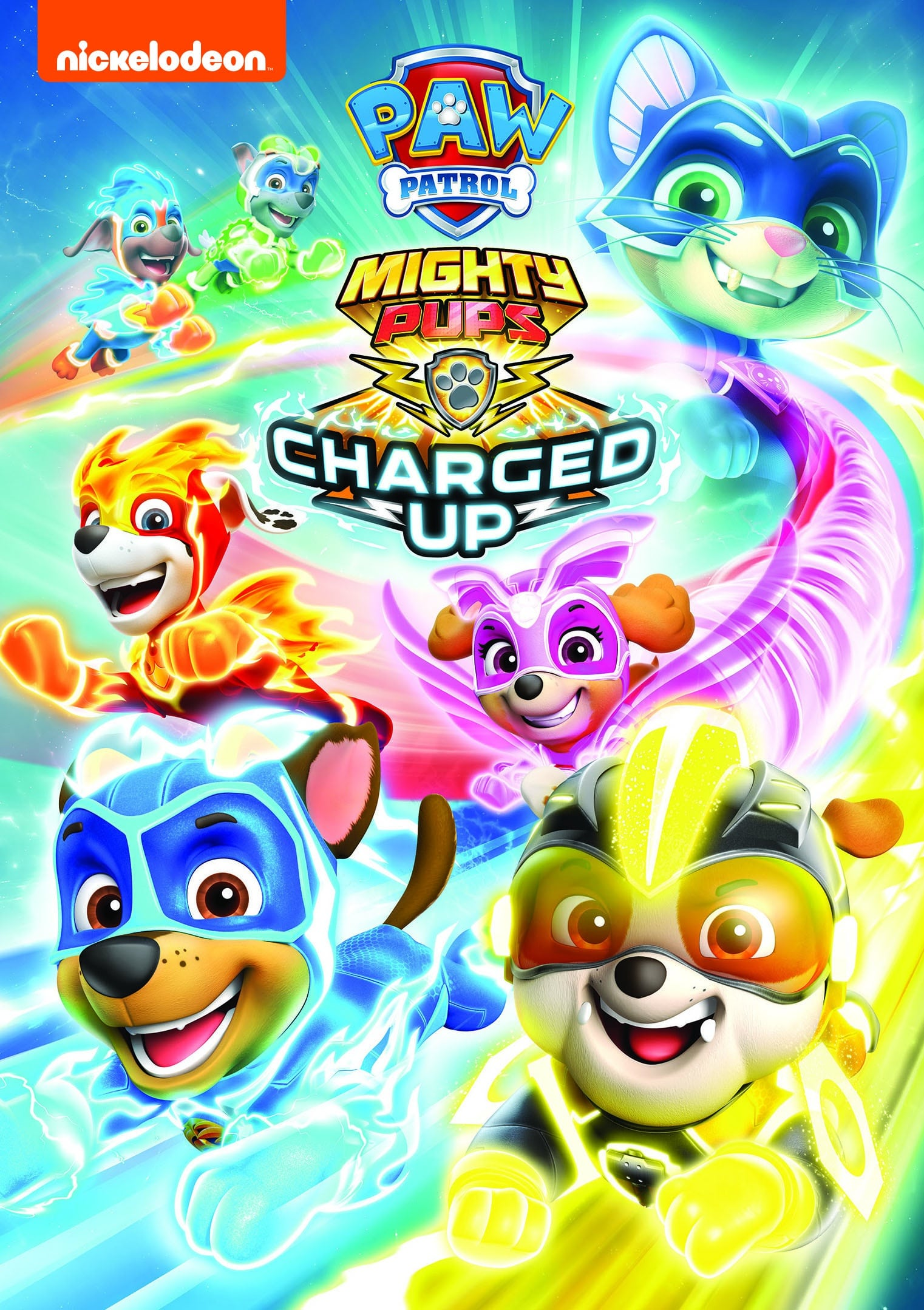 Paw Patrol Charged Up