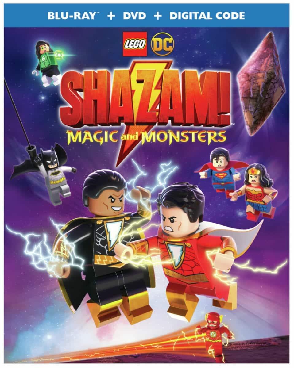 LEGO SHAZAM Magic and Monsters