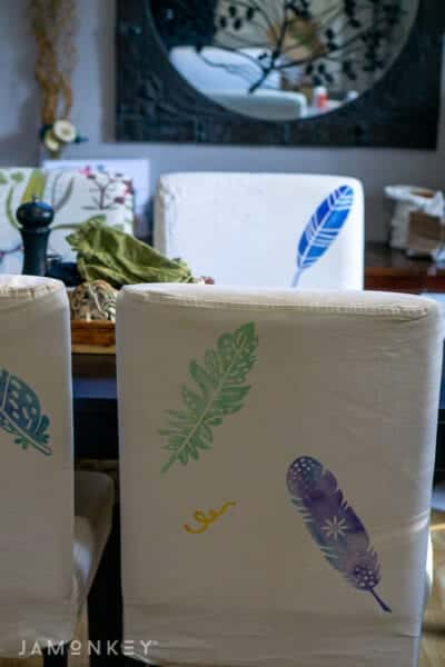 Dining Room Chair Customization