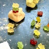Edible Gummy Bear Slime