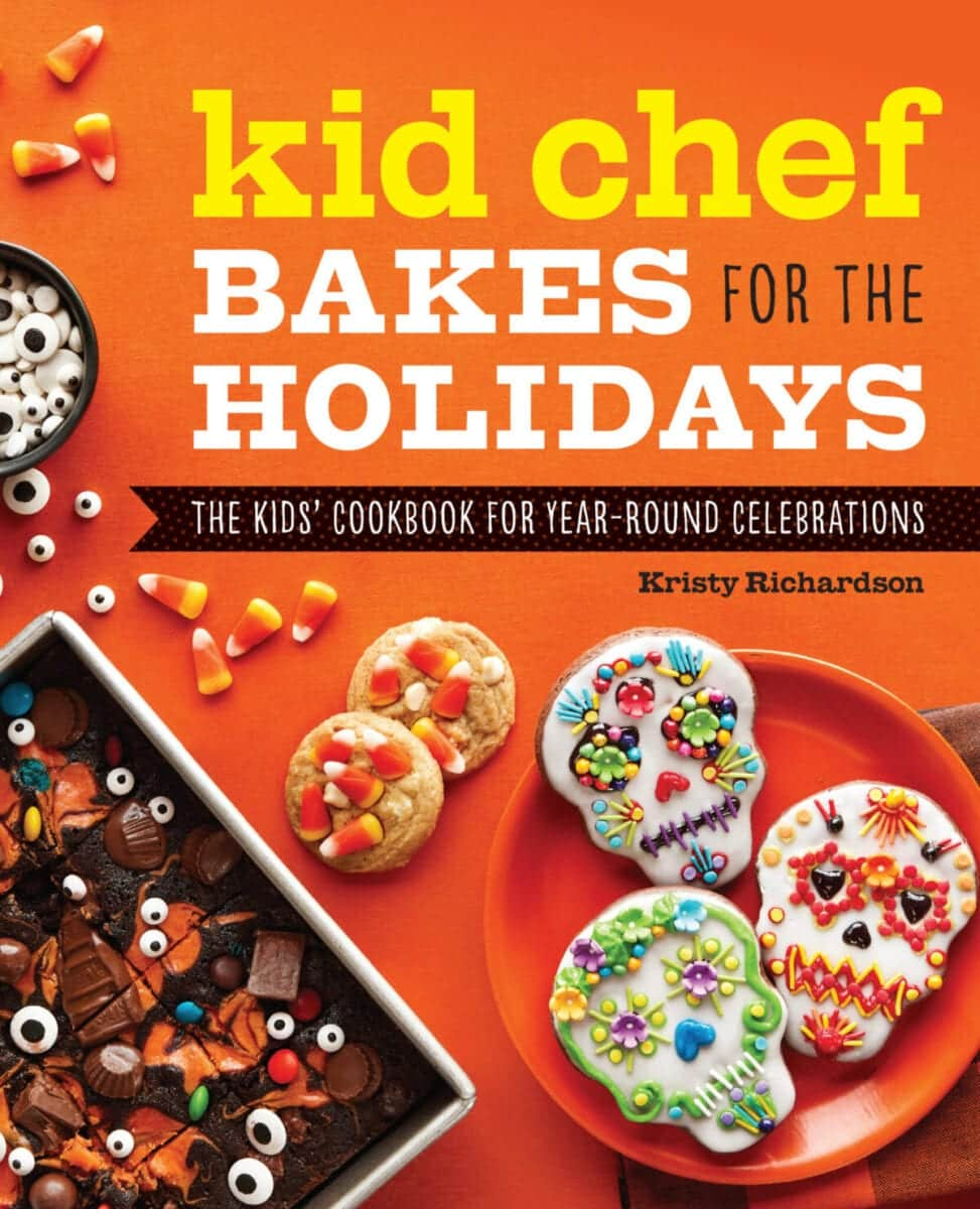 Kid Chef Bakes for the Holidays
