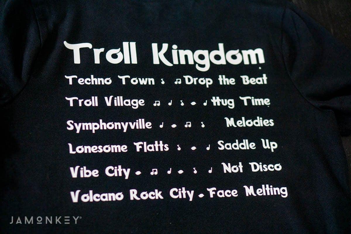 Trolls Band Tour Shirt