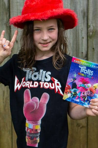 Trolls World Tour Band T-Shirt