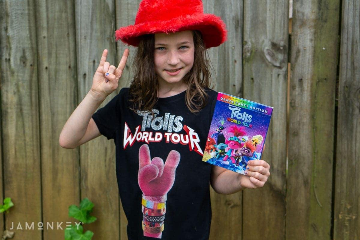 Trolls World Tour Band T-Shirt