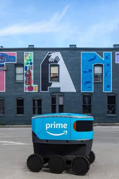 Amazon Scout in Atlanta