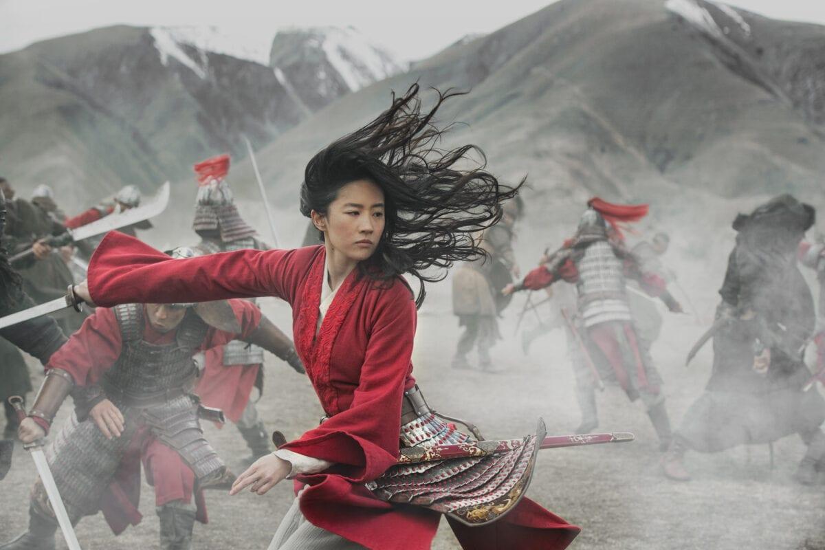 Mulan Fighting