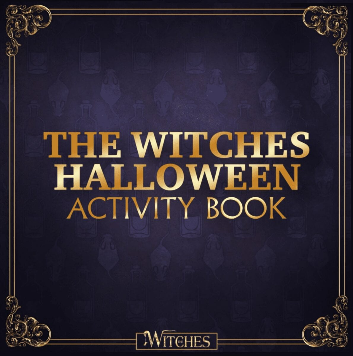 The Witches Activity Packet Printable