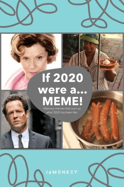 If 2020 was a meme