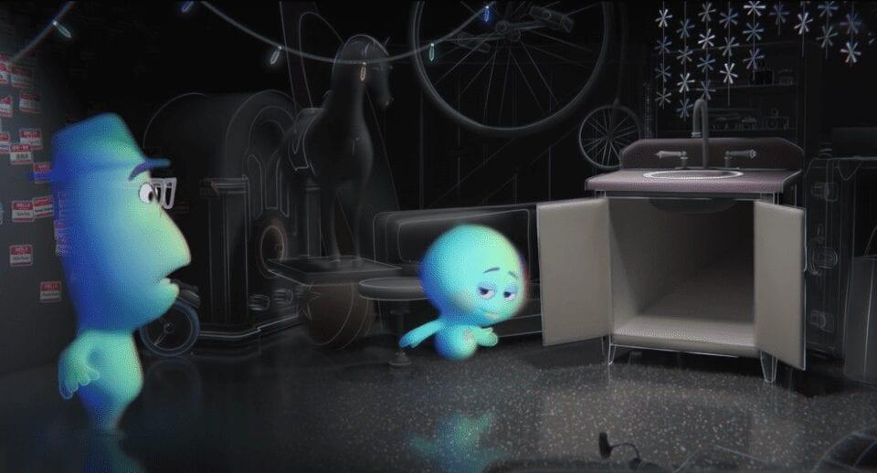 Soul Easter Eggs Luxo Pixar Ball