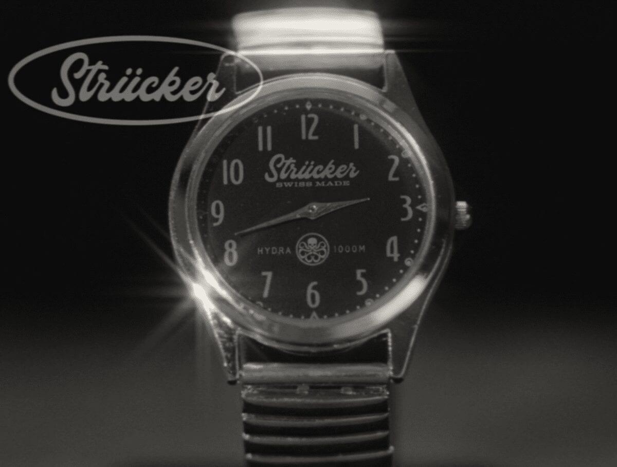 Strucker Hydra Watch Wandavision